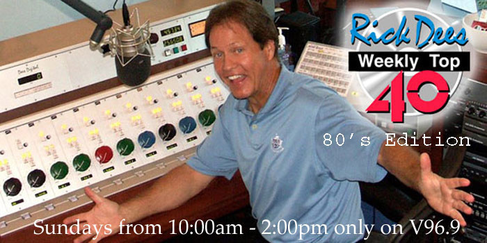 Rick Dees Weekly Top 40 80s Edition